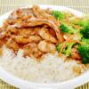 arroz con costillas, costillas de cerdo, carne de cerdo, receta en casa, arroz con cerdo,