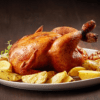 pollo doradito y tostadito, pollo doradito, pollo tostadito, comida para llevar, pollo a domicilio,