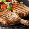 costillas de cerdo, costillitas de cerdo, almuerzo, plato especial, receta con cerdo, carne de cerdo